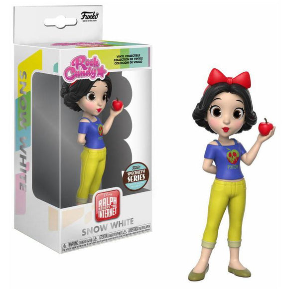 Ralph Breaks the Internet Rock Candy Vinyl Figure Snow White (pre-order)