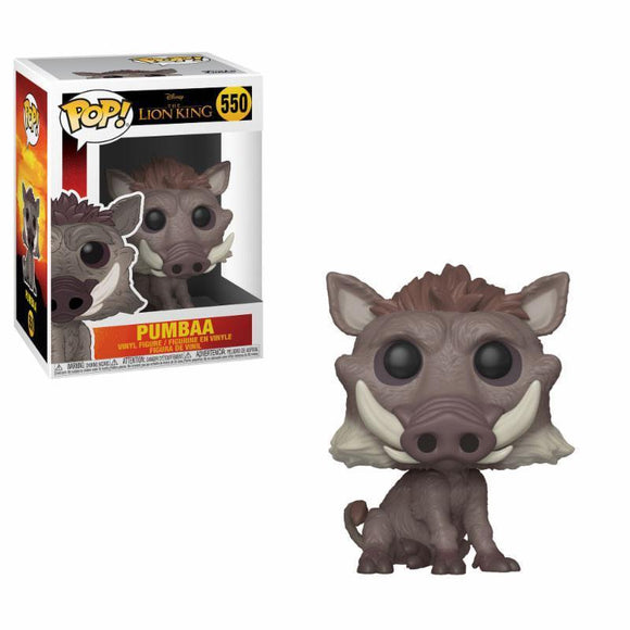 The Lion King (2019) POP! Disney Vinyl Figure Pumbaa (pre-order)