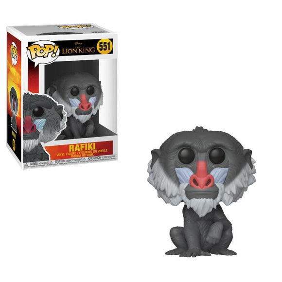 The Lion King (2019) POP! Disney Vinyl Figure Rafiki (pre-order)
