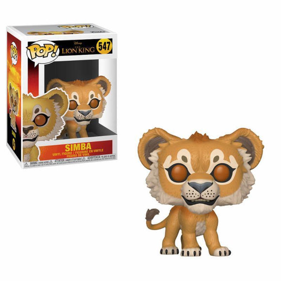 The Lion King (2019) POP! Disney Vinyl Figure Simba (pre-order)