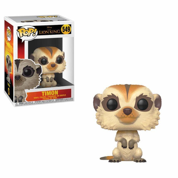 The Lion King (2019) POP! Disney Vinyl Figure Timon (pre-order)
