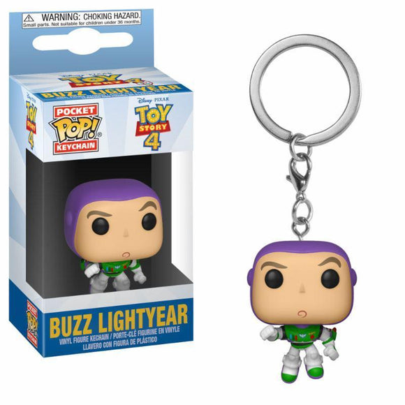 Toy Story 4 Pocket POP! Vinyl Keychain Buzz Lightyear (pre-order)