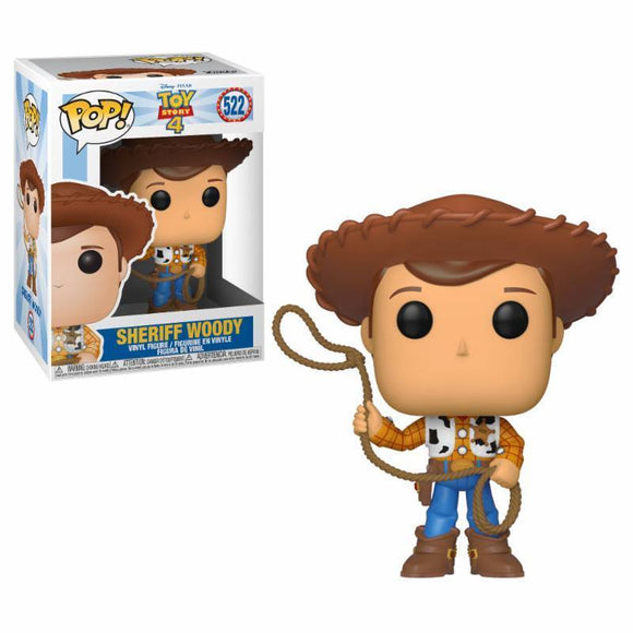 Toy Story 4 POP! Disney Vinyl Figure Woody (pre-order)