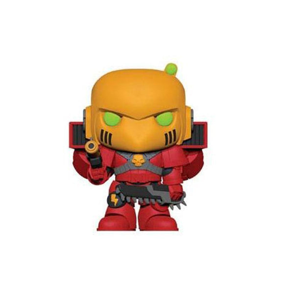 Warhammer 40K POP! Games Vinyl Figure Blood Angels Assault Marine (pre-order)