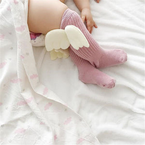 Angel Wing Socks