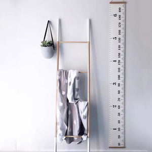 Hanging Ruler Height Chart