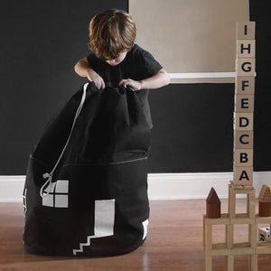 Kids House Storage Bag