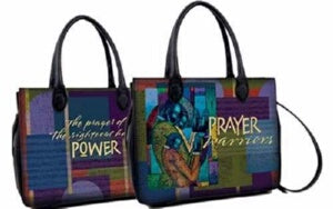 Bible Cover-Bible Bag-Prayer Warriors