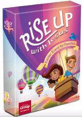Rise Up With Jesus: An Easter Event For Families (Dec)