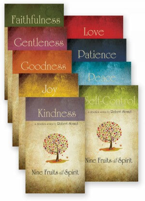 Nine Fruits of the Spirit: Set of All 9 Books