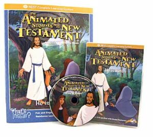 He Is Risen Video On Interactive DVD