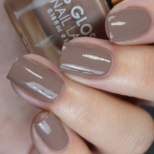 TAUPED BY AN ANGEL pro nail lacquer