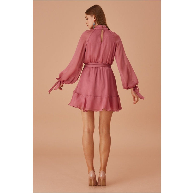 CHESHIRE LONG SLEEVE DRESS
