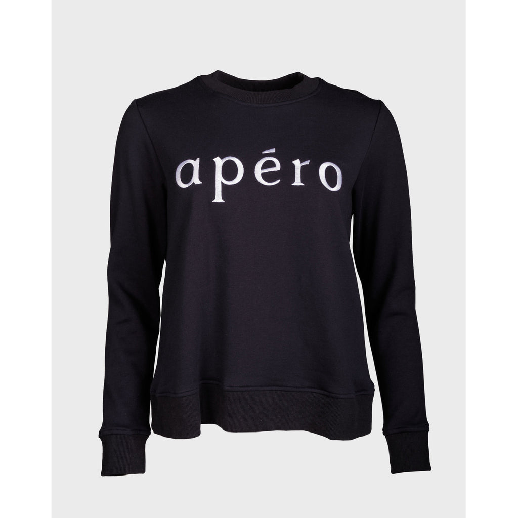 APERO EMBROIDERED JUMPER