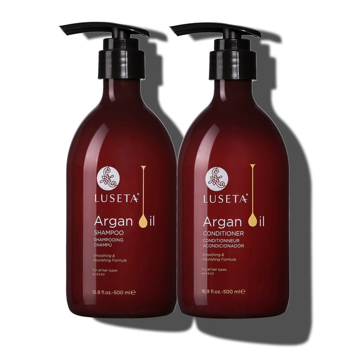 Argan Oil Bundles - Luseta Beauty
