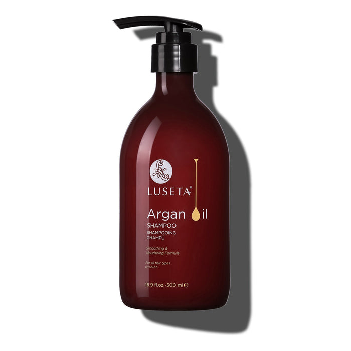 Argan Oil Shampoo - Luseta Beauty