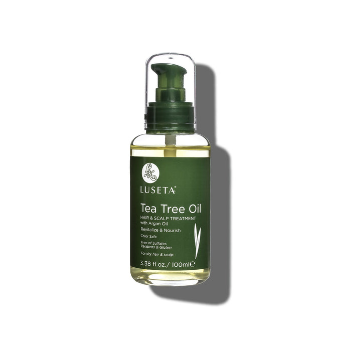 Tea Tree Hair & Scalp Treatment - Luseta Beauty