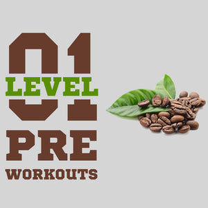 LEVEL 01: PRE-WORKOUTS