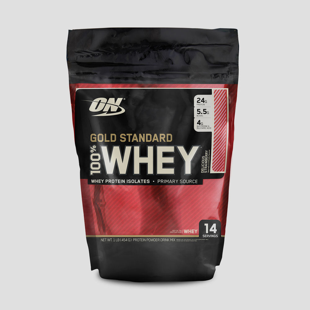 100 % WHEY GOLD STANDARD