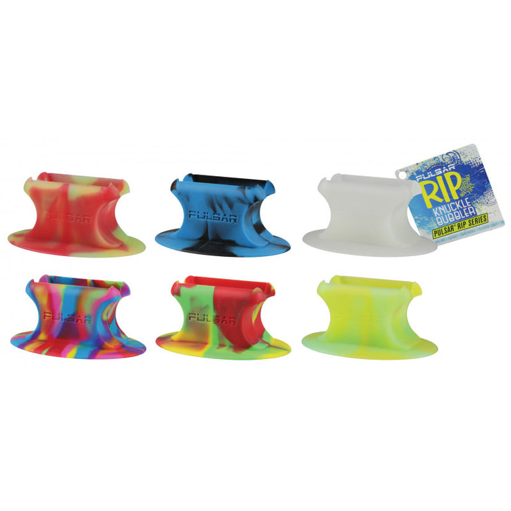 "Pulsar Knuckle Bubbler Stand - 3.3""x2.3"""