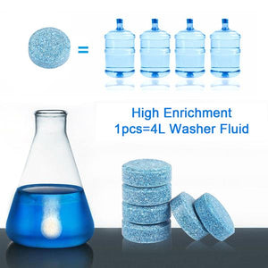 Multifunctional Effervescent Tablet Cleaner(5 Tablets/Set) BUY 1 FREE 1 NOW