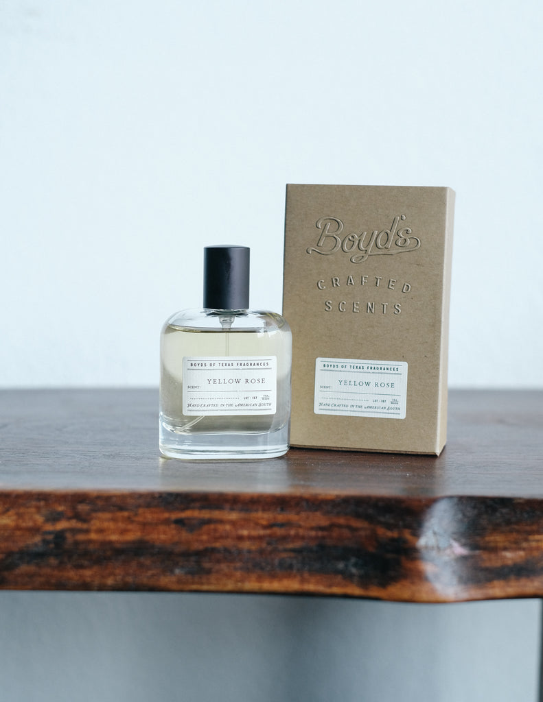 Eau de Parfum - Yellow Rose