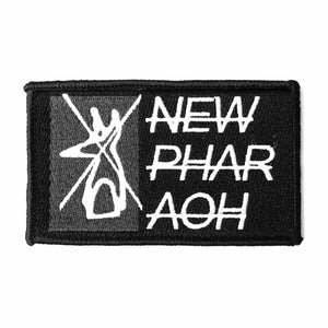 LOGO_EDITION EMBROIDERED PATCH - NEW PHARAOH