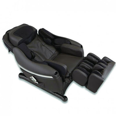 Side view product image of the DreamWave Massage Chair with footrest extended