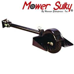 One Wheel Mower Sulky