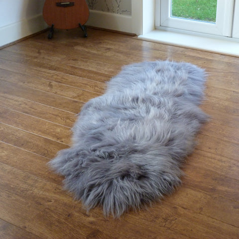 Icelandic Sheepskin Grey