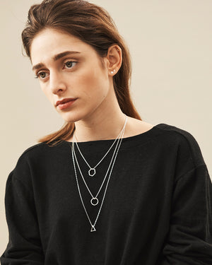 Minimal Geometric Necklace