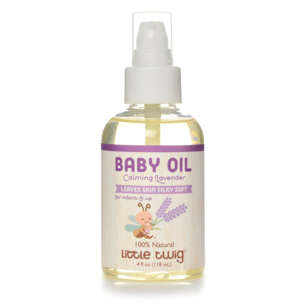 Baby Oil (Calming Lavender)