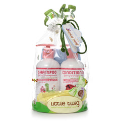 Berry Clean Hair Care Gift Bag Set