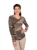 Sonoma Stripe Top