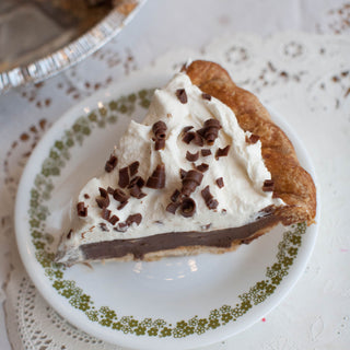 Chocolate Dream Pie
