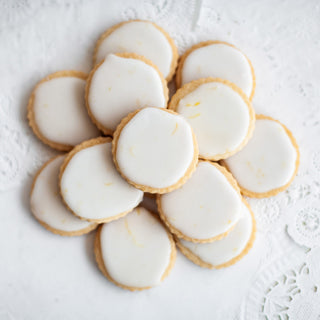 Lemon Dainty Cookies