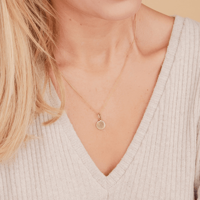 London minimalist Layering Necklace - Gold
