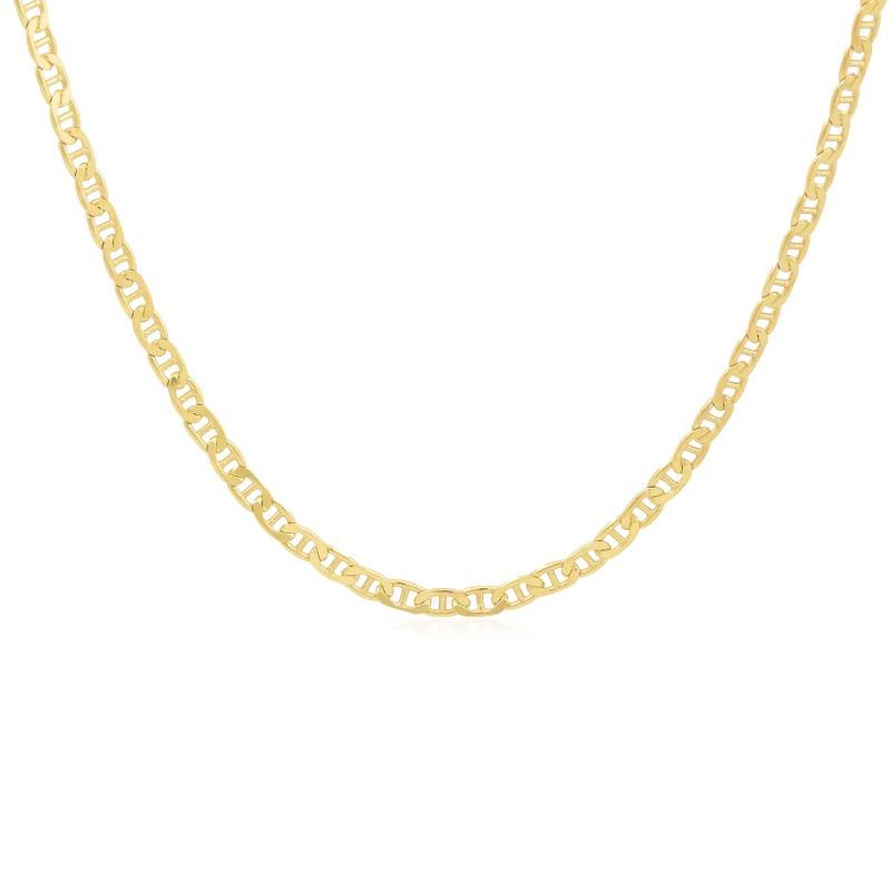 Aurelius Chainlink Necklace - Gold