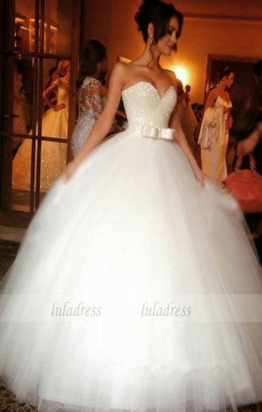 Tulle Wedding Gown,Tulle Wedding Gowns,Mermaid Bridal Dress,BD99320
