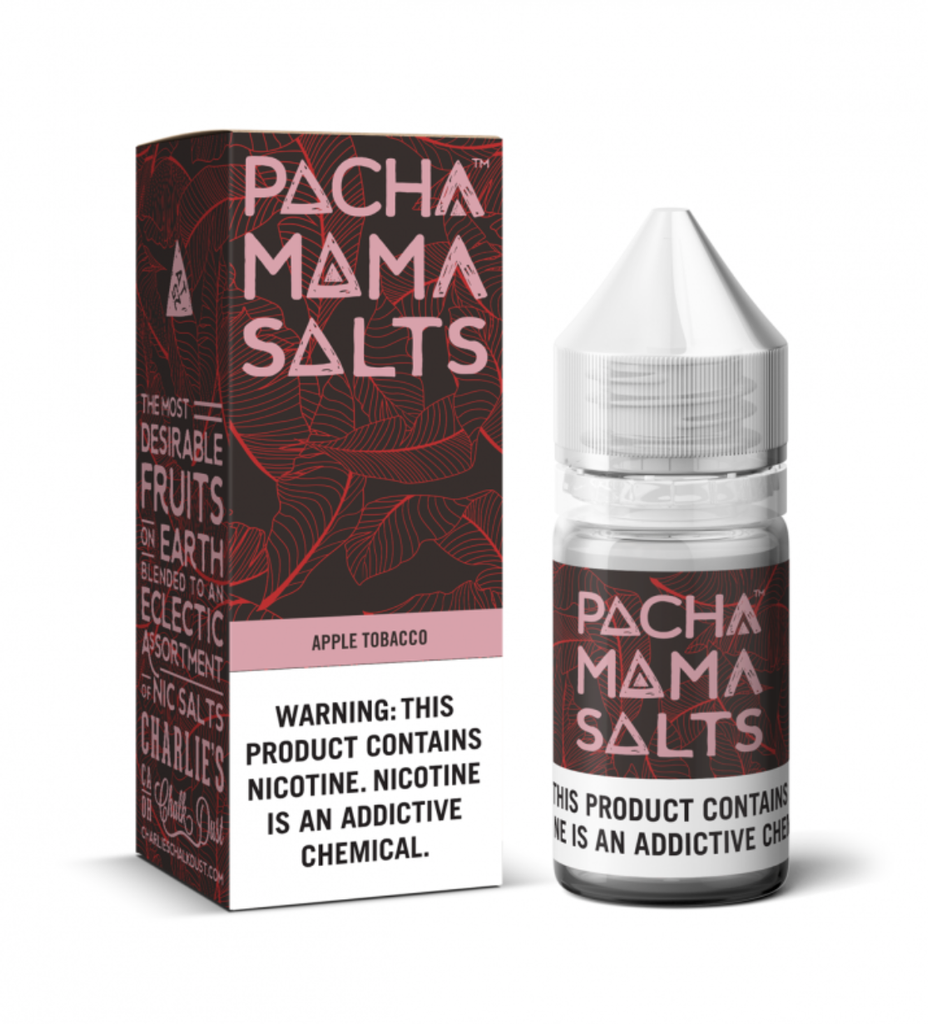 Pacha Mama Salt Apple Tobacco