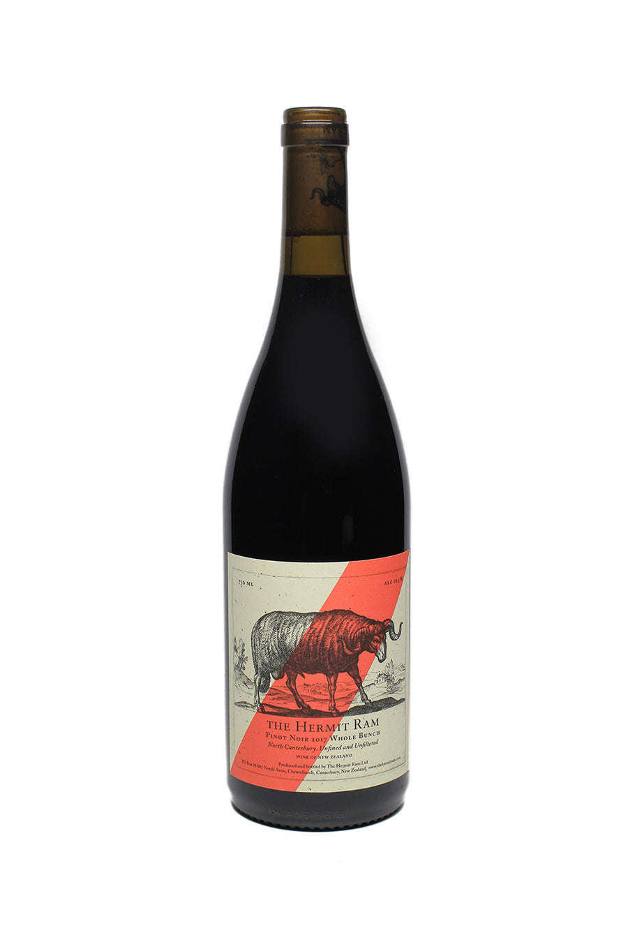 The Hermit Ram Pinot Noir Whole Bunch