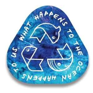 What Happens to the Ocean - Sticker