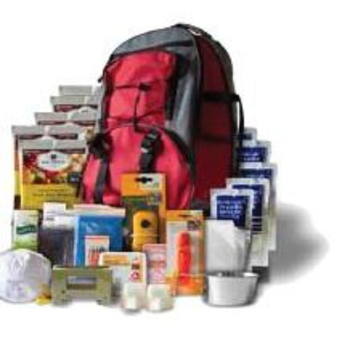5 Day Survival Backpack