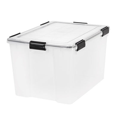 Weathertight Box 74qt - 70L