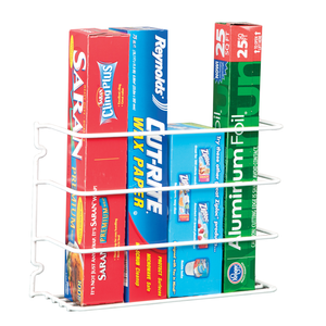 Door/Wall Wrap Rack - Wht