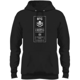 Can't Stop the BTC hydra [Fleece Hoodie]
