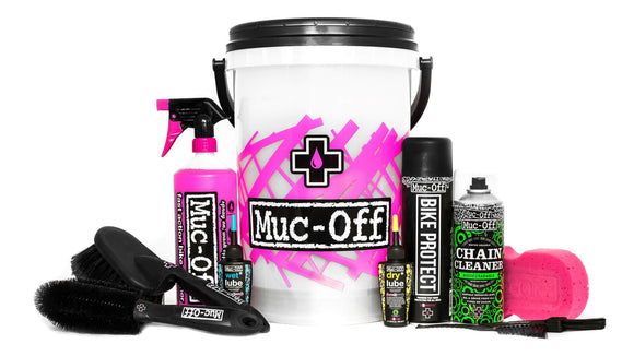 Muc-Off Dirt Bucket Bike Cleaning Kit