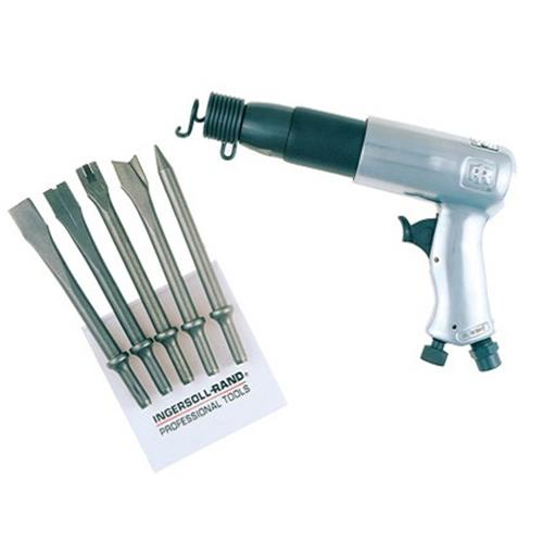 Ingersoll Rand 117K: Air Hammer Kit, 2,000bpm, 5 Piece