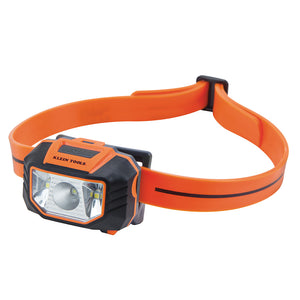 Klein 56220 LED Headlamp Flashlight with Strap for Hard Hat