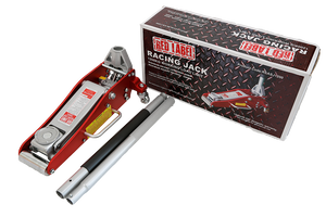 Red Label RLASJ1200 1,200kg Garage Jack Aluminium/Steel Trolley Jack (Racing Jack)